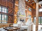 Renovated barn
