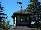 Cupola on Maine house